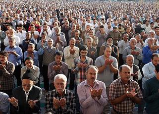 نماز عید سعید قربان در سنندج اقامه می شود