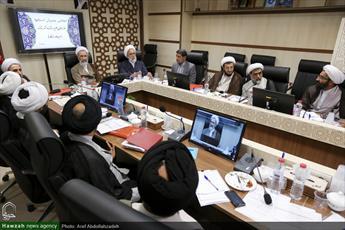 تصاویر/ روز دوم  اجلاس مدیران حوزه های علمیه سراسر کشور-۲