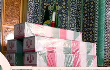 حرم حضرت عبدالعظيم(ع) میزبان ۵ شهید