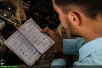 تصاویر/ مراسم پرفیض دعای عرفه در اصفهان