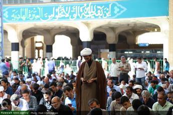 دعای عرفه حرم مطهر با نوای حجت الاسلام میرزامحمدی برگزار می شود