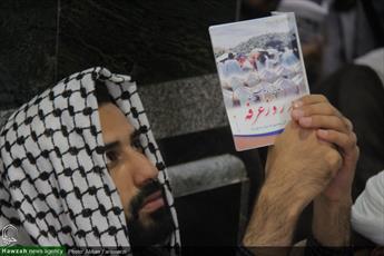 تصاویر/ قرائت دعای پرفیض عرفه در مدرسه عالی امام خمینی(ره)