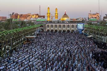 العتبة الحسينية تعلن عن عدم اقامة مراسيم صلاة عيد الاضحى المبارك