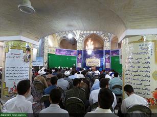 تصاویر/ مراسم آغاز سال تحصیلی جدید حوزه علمیه یزد