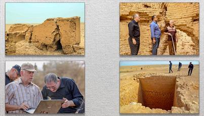 منازلی که امام حسین (ع) در مسیر کربلا در آنجا توقف کردند+ تصاویر