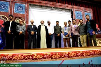 تصاویر/ اختتامیه پنجمین دوره گفتمان سازی و مطالبه گری تخصصی اقتصاد مقاومتی در بوشهر
