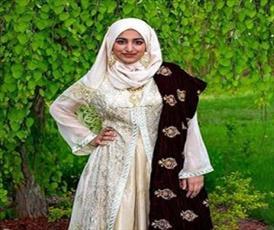 دختر نوجوان مسلمان در ماساچوست به شیوه پیشاهنگی به تبلیغ اسلام می پردازد