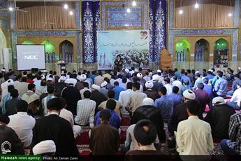 سال تحصیلی جدید مدارس علمیه خوزستان آغاز شد