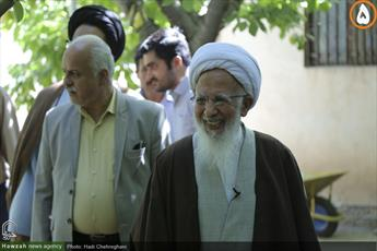 «عکس مردادماه» خبرگزاری حوزه انتخاب شد