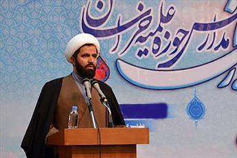 انعقاد تفاهمنامه همکاری بین حوزه علمیه و هلال احمر خراسان شمالی