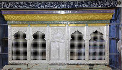 تصاویر جدید از سرداب حضرت صاحب الزمان (عج) در سامرا