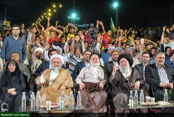 تصاویر/ جشن های خیابانی غدیر در مناطق محروم و حاشیه ای استان خوزستان