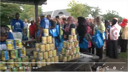 امداد اسلامی آمریکا، کمپین سالانه «روز کرامت» برگزار کرد