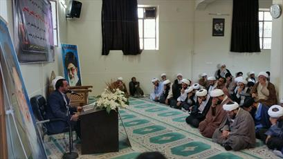 مراسم ترحیم آیت الله حاج شیخ مجتبی  بهشتی برگزار شد