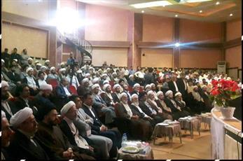 مراسم آغاز سال تحصیلی حوزه علمیه مازندران آغاز شد