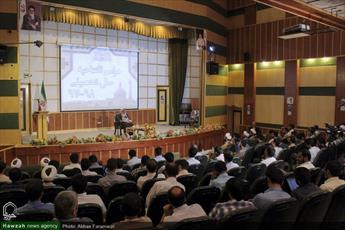 تصاویر/ مراسم آغاز سال تحصیلی جدید مدرسه علمیه معصومیه قم