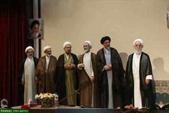تصاویر/ مراسم آغاز سال تحصیلی جدید حوزه علمیه مازندران