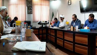 بازدید اعضای هیأت مدیره انجمن سواد رسانه طلاب از خبرگزاری حوزه