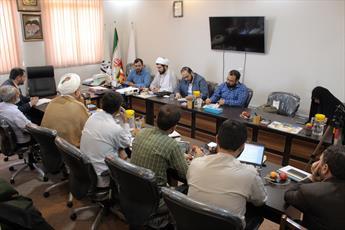 گزارشی از نشست اعضای هیئت مدیره انجمن سواد رسانه طلاب با مسئولان خبرگزاری حوزه