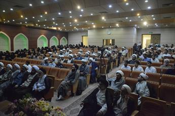 همایش «جهاد دائمی به سبک ولی» در مشهد مقدس برگزار شد