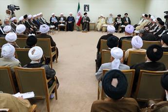 فیلم/ بیانات رهبر اتقلاب    در دیدار اعضای مجلس خبرگان