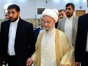 شبستان امام خمینی(ره) حرم عبدالعظیم(ع) به بهره برداری رسید+ عکس