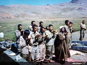 ماجرای آخرین نماز شهید حجت الاسلام ترکان