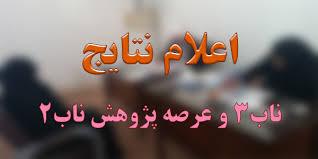 اسامی نهایی بانوان یزدی نخبه و استعدادهای برتر آموزش و پژوهش  اعلام شد