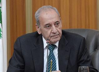 رئیس مجلس لبنان یورش صهیونیستها به مسجدالاقصی را محکوم کرد