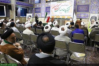 تصاویر/ گردهمایی طلایه داران تبلیغ در استان یزد