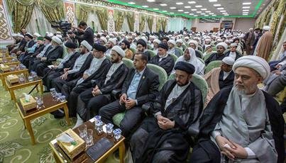حرم امام حسین(ع) ۵۰۰ مبلغ به سراسر عراق اعزام میکند