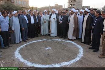 نهضت مسجد سازی در قم شروع شده است