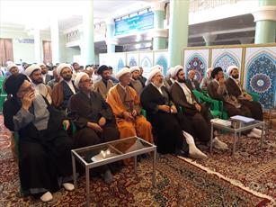 تبلیغ در مساجد و مدارس  با توجه به نیاز جامعه از جمله رسالت اساتید حوزه علمیه است