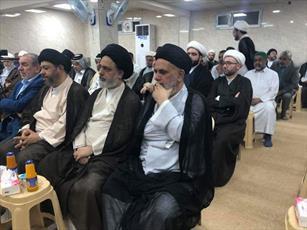 مدرسه علمیه شهید بحر العلوم در نجف اشرف افتتاح شد+ تصاویر