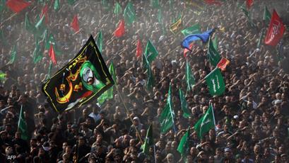 صدها بحرینی در آستانه ماه عزای امام حسین (ع) راهی کربلا شدند