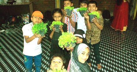 «مدرسه اسلامی» هندی درهایش را به روی دانش آموزان غیرمسلمان گشود