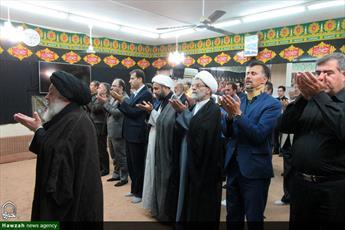 تصاویر/ دیدار اساتید و مسئولان دانشگاه آزاد خوزستان با آیت الله موسوی جزایری