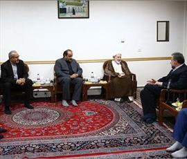 هیچ قدرتی نمی تواند جلوی روابط تاریخی ملت ایران و عراق را بگیرد