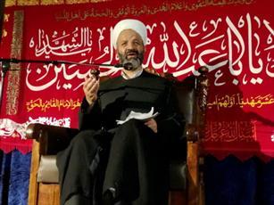 مراسم عزاداری دهه اول محرم در مرکز اسلامی هامبورگ برگزار می شود + تصاویر