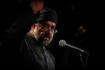 صوت/  آوینی خوانی محمود کریمی در شب دوم محرم ۹۷