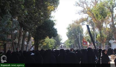 تصاویر/ مراسم تشییع پیکر آیت الله اشرفی شاهرودی در شاهرود