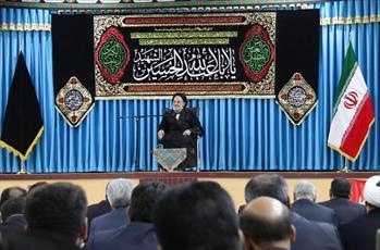 آمادگی دفاعی، دشمنان را از تعرض به ایران اسلامی بازمی دارد/ انقلاب اسلامی امانت الهی است