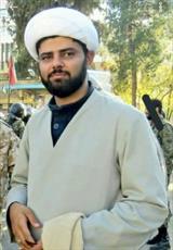 پیکر مطهر شهید مدافع حرم در لامرد تشییع می شود