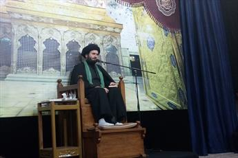 قیام سید الشهدا (ع) یک قیام مقتدرانه وعزت مندانه بود