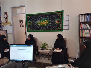 دوره تخصصی دفاع مقدس ویژه مبلغان حوزه خواهران یزد برگزار می شود