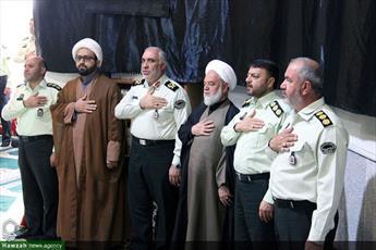 تصاویر/ مراسم عزاداری امام حسین(ع) در پادگان ارتش و نیروی انتظامی خراسان شمالی