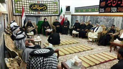 زائران ایرانی در اربعین میزان محبت مردم عراق را احساس خواهند کرد