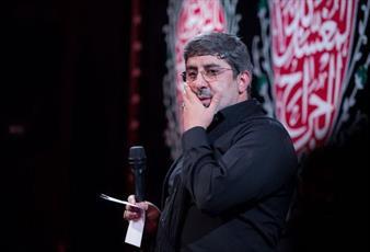 صوت/ محمدرضا طاهری؛ شب ششم محرم