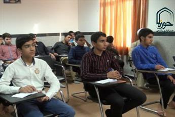 فیلم/ دوره آموزشی تربیتی طلاب جدید حوزه همدان
