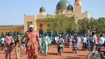 نگاهی به سنت قربانی کردن در کشور نیجر